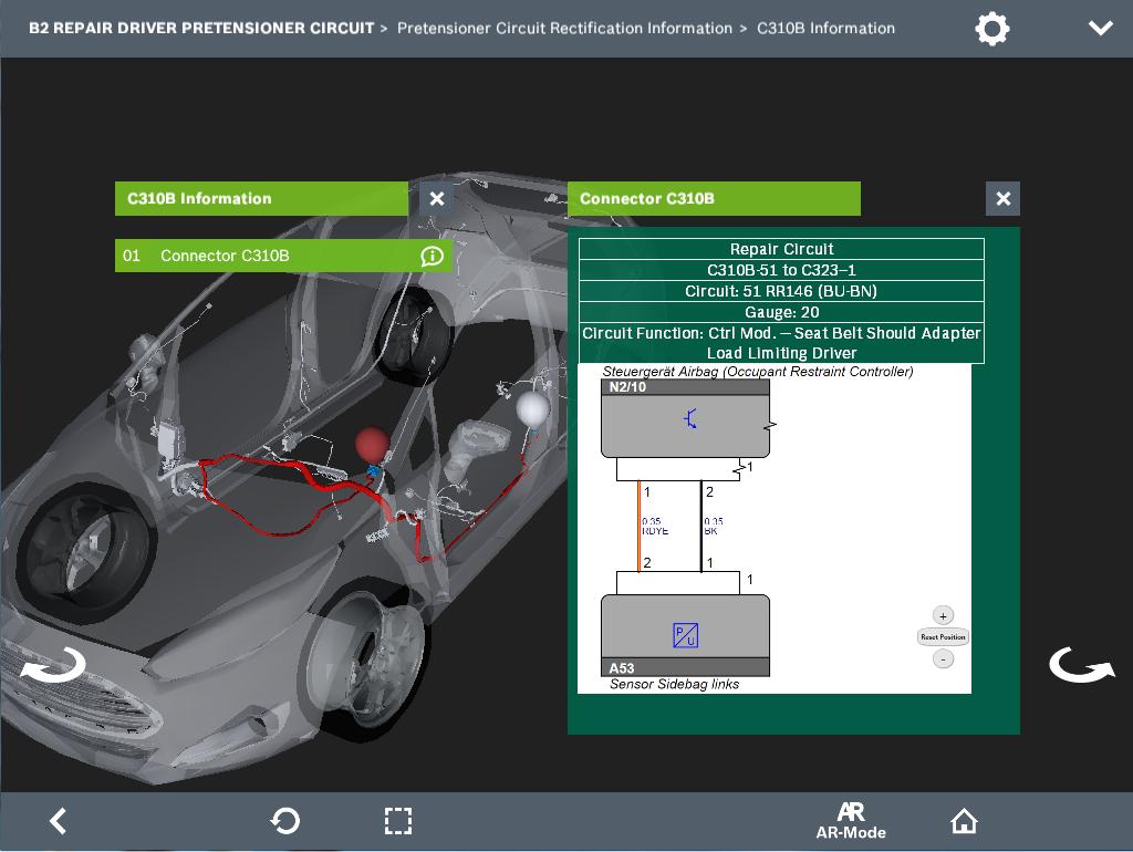 ActiveSchematics: automatically rendered wiring diagrams   Bosch ...