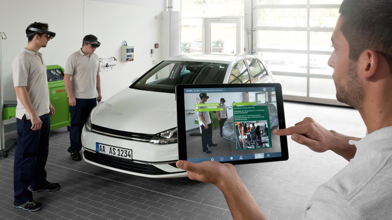 Bosch Automotive Service Solutions |